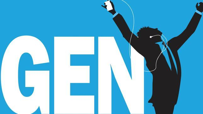 Generation Y:  Why they HAVE TO be SELF-ABSORBED